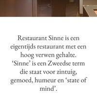 Foto tirada no(a) Restaurant Sinne por Fred P. em 9/3/2017