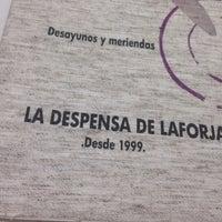 Foto tomada en La Despensa de Laforja por Marga J. el 4/16/2015