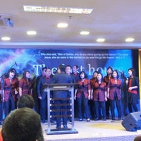 Photo taken at GBI Puri Indah by Vendra Billy H. on 6/30/2013
