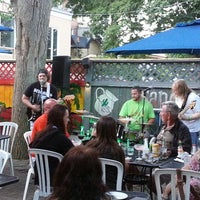 Photo taken at Oasis Bar & Grill by Michelle H. on 7/17/2014