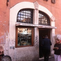 Photo taken at Forno Campo de' Fiori by Negus R. on 4/3/2013