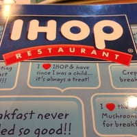 Photo taken at IHOP by Steaven R. on 10/13/2013