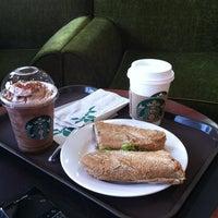 Photo taken at Starbucks by alabdulhadi on 1/10/2013