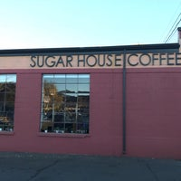 Photo taken at Sugar House Coffee by Andrew K. on 10/28/2017