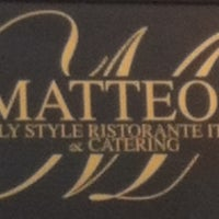 Photo taken at Matteo's Restaurant by ¤ Paula ¤ G. on 5/10/2013