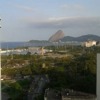 Photo taken at Atlântico Business Hotel by She P. on 6/14/2013