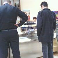 Photo taken at apetit cafe by Vadim B. on 11/7/2012