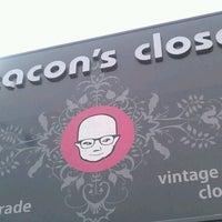 Photo taken at Beacon's Closet by Big John K. on 10/8/2012