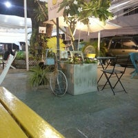 Photo taken at Acoustic Cafe by September S. on 11/15/2014