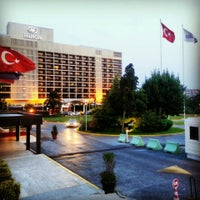 8/16/2013 tarihinde Okan Y.ziyaretçi tarafından Hilton Istanbul Bosphorus'de çekilen fotoğraf