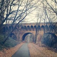 รูปภาพถ่ายที่ Rock Creek Running Trail โดย Daniel I. เมื่อ 1/13/2013