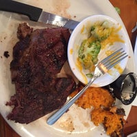 Photo taken at Sioux City Steakhouse by Kristin M. on 12/13/2014