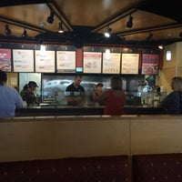 Photo taken at QDOBA Mexican Eats by Jaffy T. on 9/25/2014