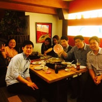 Photo taken at Tajimaya by JaOa B. on 2/19/2015