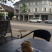 Photo taken at Cafe Danner by Burçin Ş. on 7/15/2016