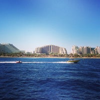 Photo taken at Royal Beach Eilat by Michael G. on 6/26/2013