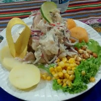 Photo taken at Richi Causa - Peruvian Cuisine by Monica C. on 1/21/2017