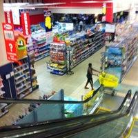 Photo taken at Multicentro La Sirena by Felipe V. on 9/27/2012