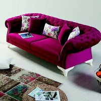 Photo taken at Luxen Furniture (Yavuz) by Şerif Y. on 8/8/2014