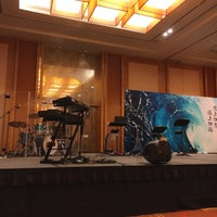 Photo taken at Rock Kidz @ Marina Bay Sands Convention Centre by Stanley L. on 1/14/2018