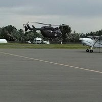 Photo taken at Boulder Municipal Airport by Eric V. on 6/14/2014