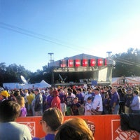 Photo taken at ESPN College GameDay by Tommy H. on 11/3/2012