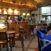 Photo taken at The Coffee Bean & Tea Leaf by meezteeza on 2/8/2013