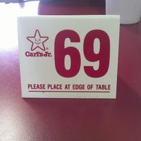Photo taken at Carl's Jr. by Irving R. on 9/25/2012