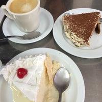 Photo taken at Fred's Café by Karen N. on 11/14/2014