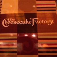 Photo taken at The Cheesecake Factory by Debbie W. on 11/7/2013