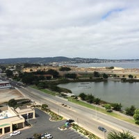 Photo taken at Embassy Suites by Hilton Monterey Bay Seaside by robert l. on 8/23/2014