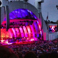 Photo taken at The Hollywood Bowl by robert l. on 7/3/2013
