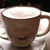 Photo taken at Crazy Wisdom Bookstore & Tea Room by Brandy C. on 1/19/2013