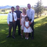 Photo taken at Glenwild Country Club by Eric F. on 9/22/2013