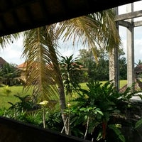 Photo taken at Rice Paddy Homestay by Mia H. on 8/24/2014