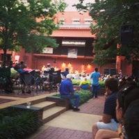 Photo taken at Nightfall Concert Series by Sarah P. on 7/13/2013