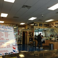 Photo taken at Vick's Barber Shop by Cameron M. on 8/3/2013