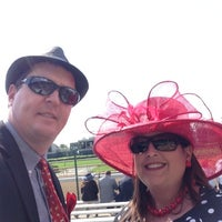 Photo taken at Churchill Downs by Chaz P. on 5/3/2014