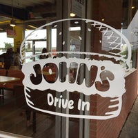 Photo taken at John's Drive-In by Phil M. on 7/14/2017