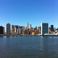 Photo taken at East River Ferry by Phil M. on 4/6/2013
