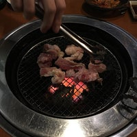 Photo taken at 焼肉洞 by スパ/t. on 12/24/2016