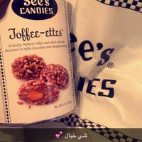 Photo taken at See's Candies by Delli* on 8/27/2015
