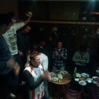 Photo taken at Poligon Cafe by Никола Л. on 1/12/2015