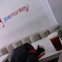 Photo taken at Joe Monkey Pnoval by Czarina R. on 5/28/2014
