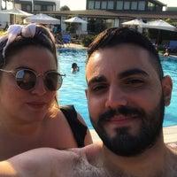 8/24/2018 tarihinde Mutlu Ç.ziyaretçi tarafından Assos Barbarossa Hotel'de çekilen fotoğraf