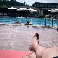 8/23/2018 tarihinde Mutlu Ç.ziyaretçi tarafından Assos Barbarossa Hotel'de çekilen fotoğraf