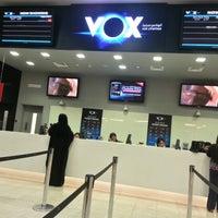 Photo taken at VOX Cinemas ڤوكس سينما by Margarette Joyce G. on 1/23/2013