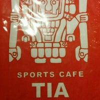 Photo taken at SPORTS CAFE TIA SUSANA by Art_Crea  . on 5/14/2016