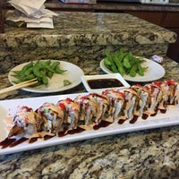 Photo taken at Wok & Roll by Aron S. on 6/20/2017