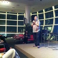Photo taken at The Pod @ NLB by Kathy L. on 3/22/2014